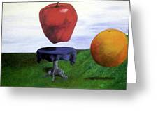 Fruit Assemblage Greeting Card