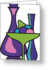 Fruit Compote Greeting Card