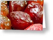 Fruit Gummies Greeting Card