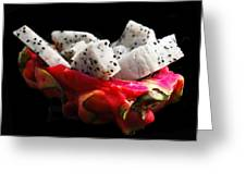 Fruit Of The Dragon Greeting Card
