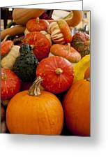Fruit Of The Harvest Greeting Card
