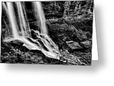 Fry Falls Overlook Greeting Card