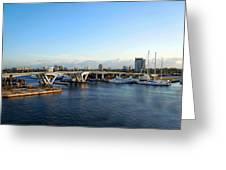 Ft. Lauderdale, Florida Greeting Card
