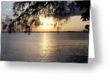 Ft. Myers Sunrise Greeting Card