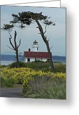 Ft. Warden Lighthouse Greeting Card