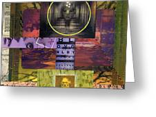 Fugue State Greeting Card