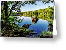 Fuller Pond Greeting Card