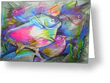 Fun Fish Greeting Card