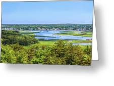 Fun On The Annisquam River Greeting Card