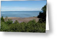 Fundy View Greeting Card