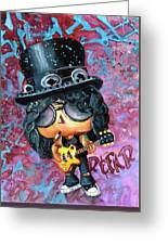 Funko Slash Greeting Card