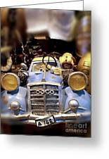 Funny Automobile Greeting Card