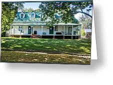 Fuqua Farm House Greeting Card