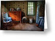 Furniture - Chair - American Classic Greeting Card