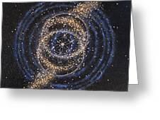 Fusional Love Greeting Card