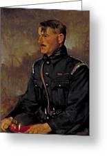 G V Blackstone - G M London Fire Force Greeting Card