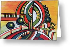 Gaia's Dream Greeting Card