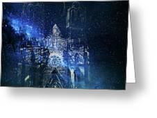 Galactic Prometheus Greeting Card