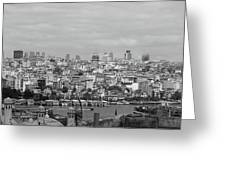 Galata Greeting Card