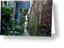 Gallery Alley Greeting Card