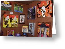 Gallery Display Greeting Card