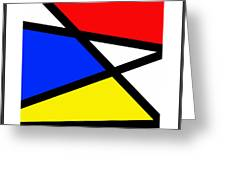 Gallery Image - Abstract Greeting Card by Richard Reeve