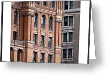 Gallery Image - Architecture Greeting Card by Richard Reeve