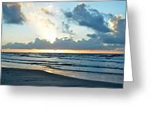 Galveston Tx 360 Greeting Card