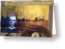 Gambit Greeting Card