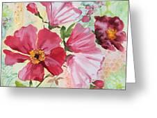 Garden Beauty-jp2954b Greeting Card
