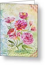 Garden Beauty-jp2957 Greeting Card