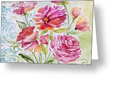 Garden Beauty-jp2957b Greeting Card