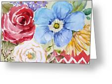 Garden Beauty-jp2958b Greeting Card