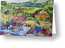 Garden Country Greeting Card