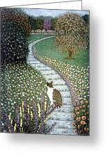 Garden Delights II Greeting Card