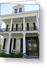 Garden District 11 Greeting Card