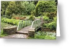 Garden Dublin Greeting Card