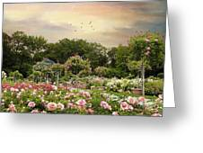 Garden Grace Greeting Card