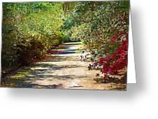 Garden Hideaway Greeting Card