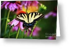 Garden Jewelry Greeting Card