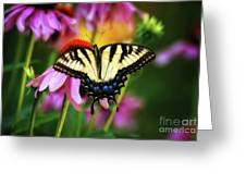 Garden Jewelry Greeting Card