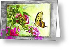 Garden Of Love Greeting Card