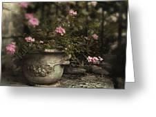 Garden Planter Greeting Card