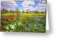 Gardener's Delight Greeting Card