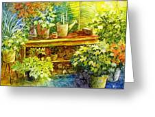 Gardener's Joy Greeting Card