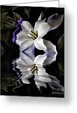Gardenia Greeting Card