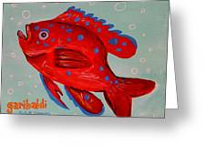 Garibaldi Greeting Card