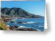 Garrapata State Park 1 Greeting Card