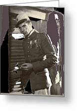Gary Cooper Morocco 1930-2015 Greeting Card