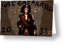 Gasparilla 2011 Greeting Card